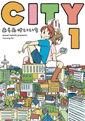 Picture of City Vol 01 SC