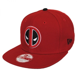 Picture of Deadpool Logo 9Fifty Snapback Cap