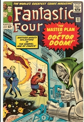Picture of Fantastic Four #23