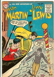 Picture of Adventures of Dean Martin and Jerry Lewis #23