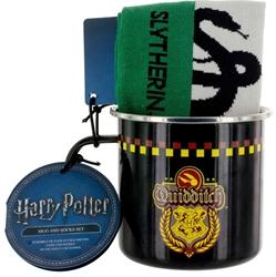Picture of Harry Potter Slytherin Tin Mug and Socks