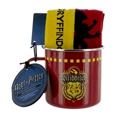 Picture of Harry Potter Gryffindor Tin Mug and Socks