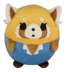 Picture of Aggretsuko Retsuko 01 Ball Plush Figure