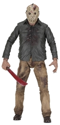 Picture of Friday the 13th Part 4 Jason 1/4 Scale Figure