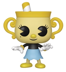 Picture of Pop Games Cuphead Ms. Chalice Vinyl Figure