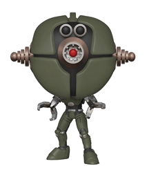 Picture of Pop Games Fallout Assaultron Vinyl Figure