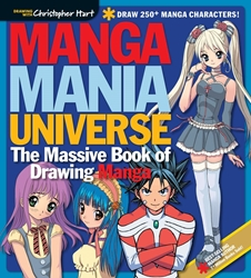 Picture of Manga Mania Universe Drawing with Christopher Hart SC