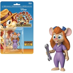 Picture of Funko Disney Afternoon Chip n Dale Gadget Figure