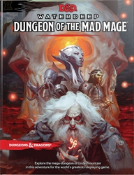 Picture of Dungeons and Dragons RPG Waterdeep Dungeon of the Mad Mage