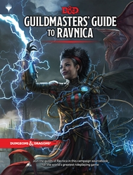Picture of Dungeons and Dragons RPG Guildmasters' Guide to Ravnica