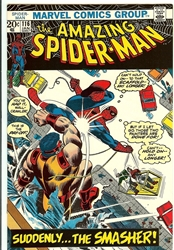 Picture of Amazing Spider-Man #116