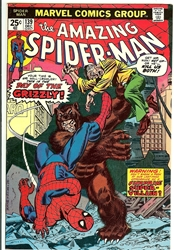 Picture of Amazing Spider-Man #139