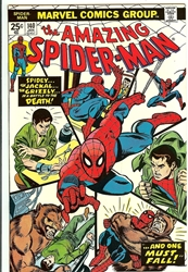 Picture of Amazing Spider-Man #140