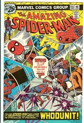 Picture of Amazing Spider-Man #155