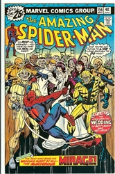 Picture of Amazing Spider-Man #156