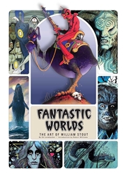Picture of Fantastic Worlds: The Art of William Stout