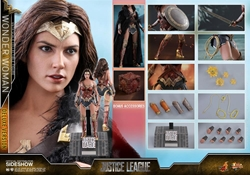 Picture of Justice League Wonder Woman Deluxe Sixth Scale Figure