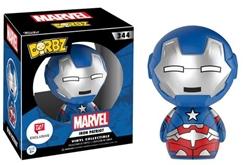 Picture of Dorbz Marvel Iron Patriot Vinyl Figure