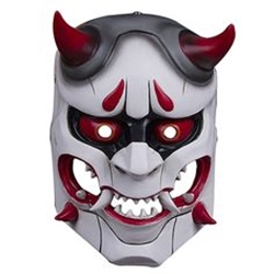 Picture of Overwatch Genji's Oni Evil Ghost Mask