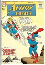 Picture of Action Comics #258