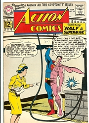 Picture of Action Comics #290