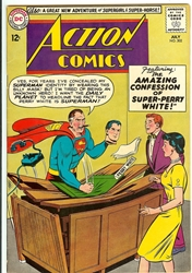 Picture of Action Comics #302