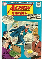 Picture of Action Comics #305
