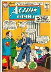 Picture of Action Comics #306