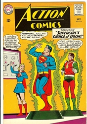 Picture of Action Comics #316