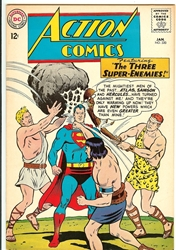 Picture of Action Comics #320