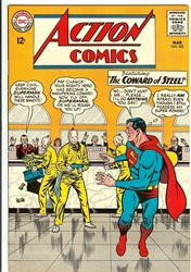 Picture of Action Comics #322