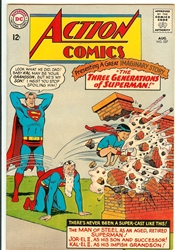 Picture of Action Comics #327