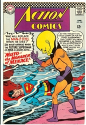 Picture of Action Comics #338