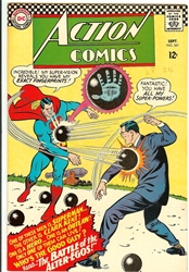 Picture of Action Comics #341