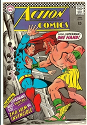 Picture of Action Comics #351