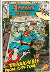 Picture of Action Comics #364