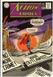 Picture of Action Comics #368