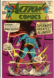 Picture of Action Comics #369