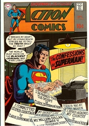 Picture of Action Comics #380