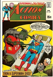 Picture of Action Comics #387