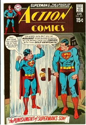 Picture of Action Comics #391