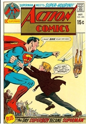 Picture of Action Comics #393