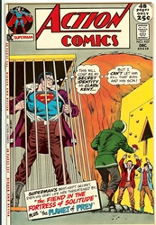 Picture of Action Comics #407