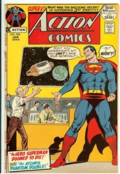 Picture of Action Comics #408