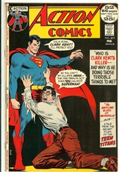 Picture of Action Comics #409
