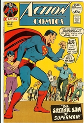 Picture of Action Comics #410