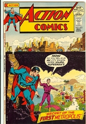 Picture of Action Comics #412