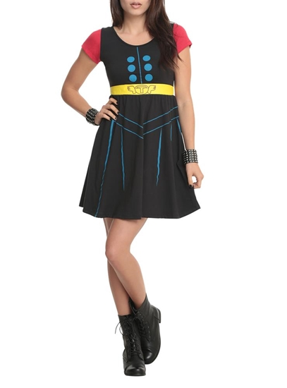 Picture of Thor Costume Dress