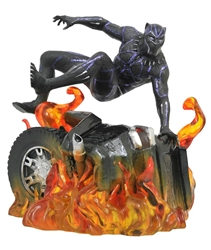 Picture of Black Panther Movie V2 Marvel Gallery PVC Statue
