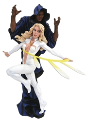 Picture of Cloak and Dagger Comic Marvel Gallery PVC Figure